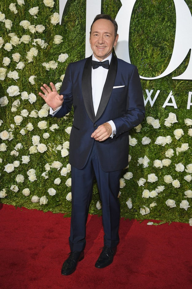 All The Red Carpet Looks At The 2017 Tony Awards