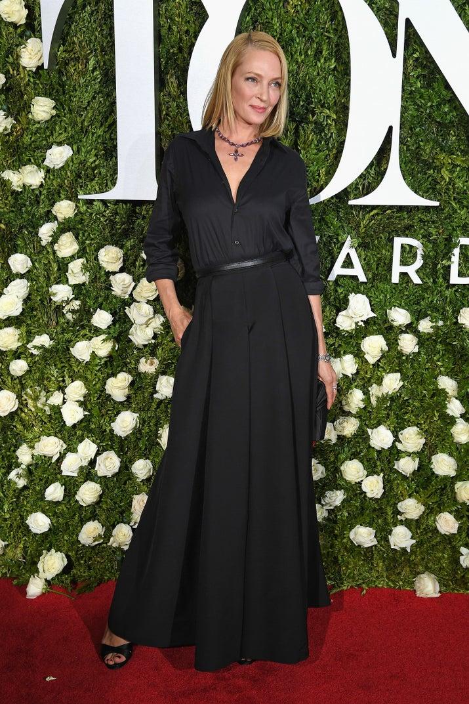 Uma Thurman-Tony Awards 2017