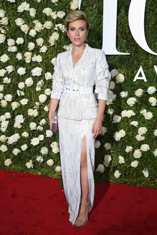 Scarlett Johansson-Tony Awards 2017