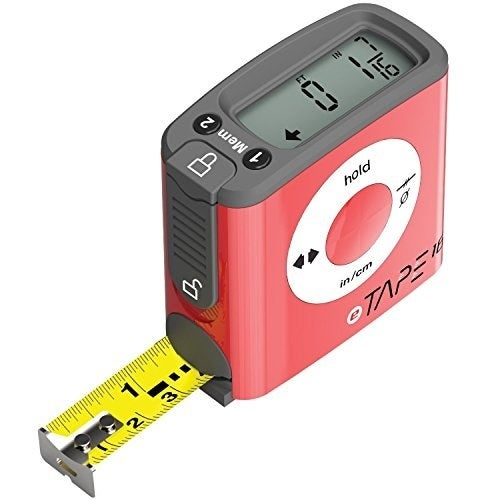 Digital Tape Measure For The Handy Dad Who Could Use Some New Tools