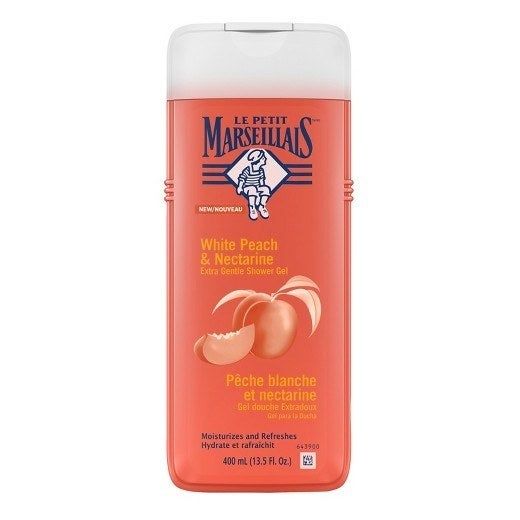 "Promising Review: ""A very moisturizing body wash! Skin felt great after a few uses, lathers nicely, and, best of all, the peach/nectarine scent is perfect for spring and summer!"" —awolff1Price: $4"