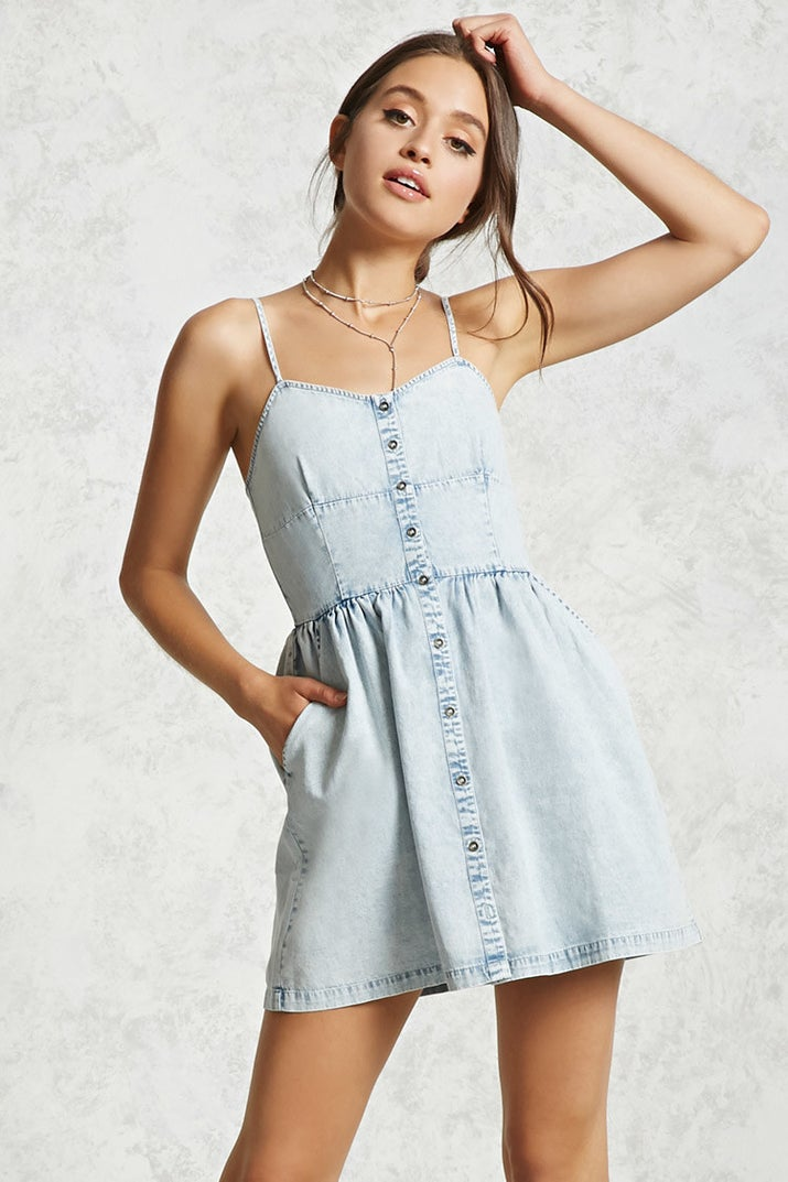 Get it from Forever21 for $24.90 (available in sizes S-L).