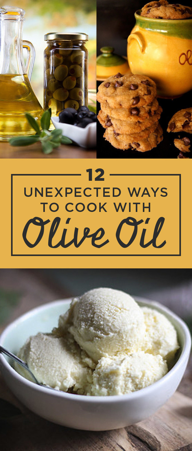 Here's How You Should Actually Be Cooking With Olive Oil