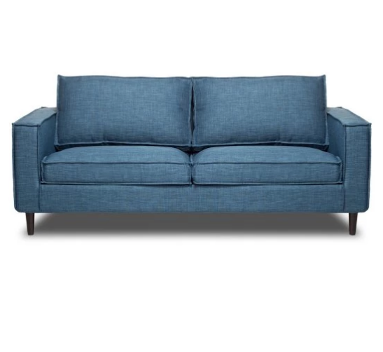 promising review    a beautiful blue color and easy to assemble  it u0027s smaller 22 inexpensive couches you u0027ll actually want in your home  rh   buzzfeed