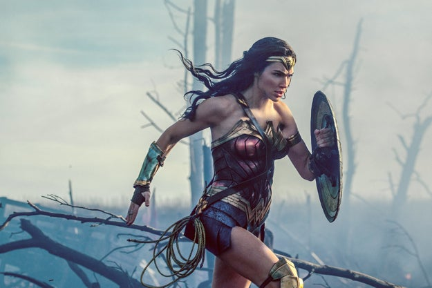 Wonder Woman triumphed again at the box office in its second weekend in theaters, earning $58.6 million in the US and Canada, for a total of $206.5 million over its first 10 days.