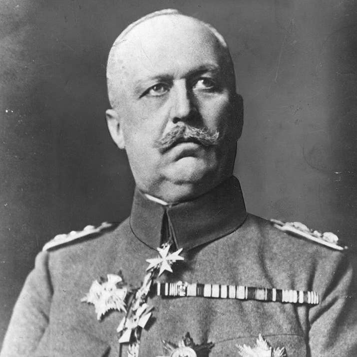 Real General Ludendorff image: Wonder woman facts
