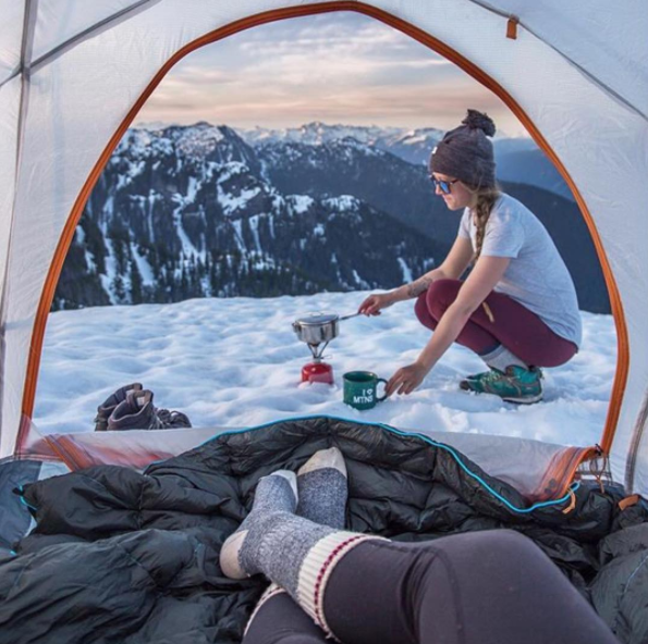 Or — okay fine fine — imagine this more realistic scenario: You're on a strenuous weeks-long hike and you need a caloric snack that won't go bad or fall apart while being schlepped around in your bag. What do you pack?