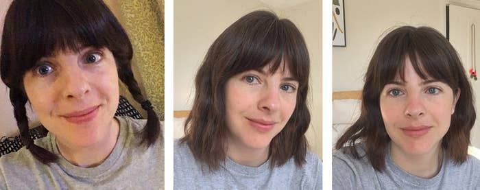 We Tried Air Dry Hairstyles And Heres What Happened