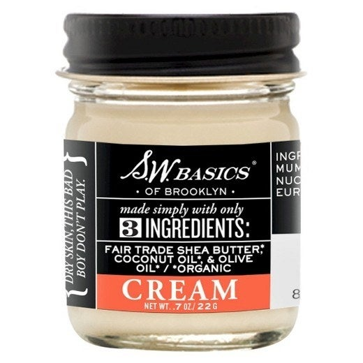 "Promising Review: ""This is hands down the best moisturizer I've ever used. I'm on my second mini jar now and about to commit to the big one. It's very thick, so definitely not for those with lighter moisturizing needs, but I have very dry skin and this is the only thing I've found that is dense enough to keep my skin hydrated without clogging my pores. There's no fragrance, and no coloring so it's great for people with sensitive skin, too."" —ellemyPrice: $10 (Cruelty-free, PETA and Leaping Bunny certified.)"