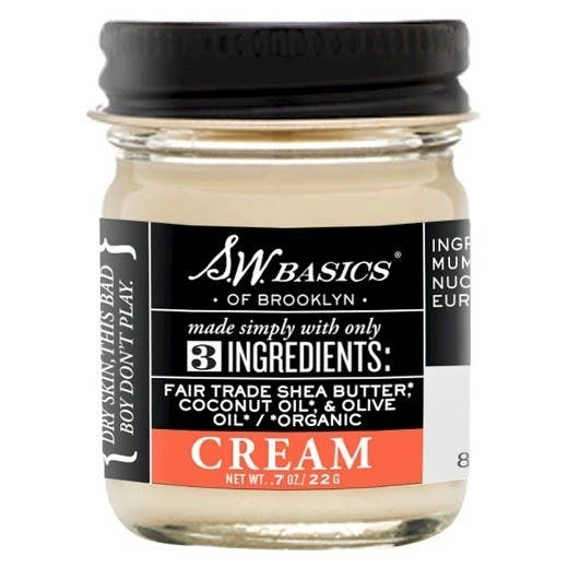 """Promising Review: """"This is hands down the best moisturizer I've ever used. I'm on my second mini jar now and about to commit to the big one. It's very thick, so definitely not for those with lighter moisturizing needs, but I have very dry skin and this is the only thing I've found that is dense enough to keep my skin hydrated without clogging my pores. There's no fragrance, and no coloring so it's great for people with sensitive skin, too."""" —ellemyPrice: $10 (Cruelty-free, PETA and Leaping Bunny certified.)"""
