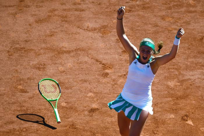 Jelena Ostapenko was the surprise winner for this year's tournament on the women's side. In addition, 18-year-old CiCi Bellis reached the 3rd Round of a Major for the first time and veteran, Venus Williams, appeared in another second week of a major.
