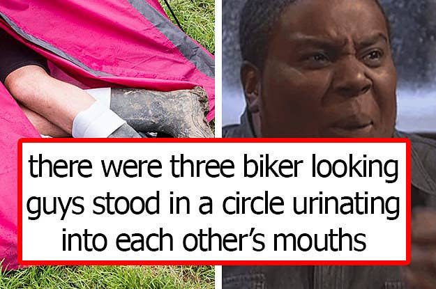 24 Porta-Potty Horror Stories That Will Shake You To Your Core