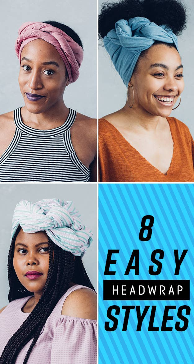 8 Head Wrap Cheat Sheets If You Don t Know How To Tie Them bec5b12135