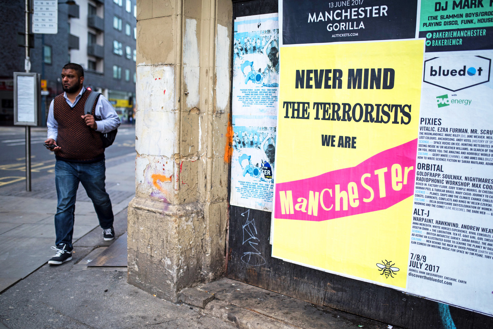 You Don't Need To Have Witnessed A Terror Attack For It To Affect Your Mental Health