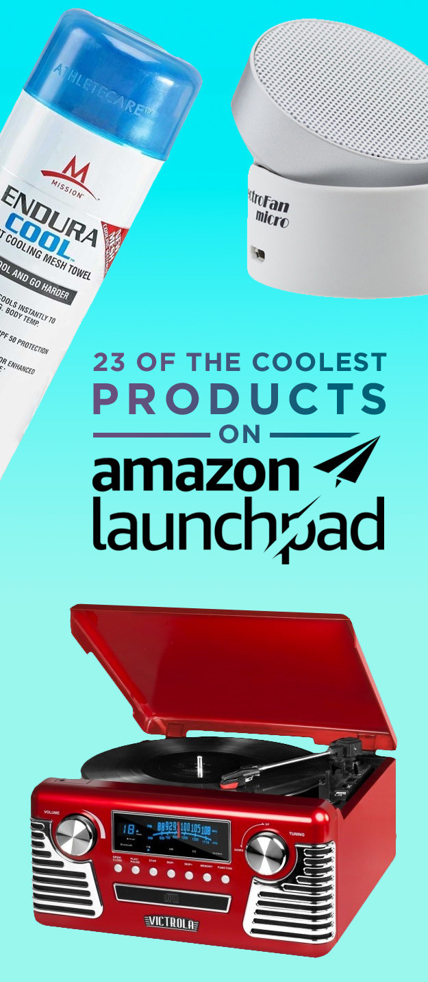 23 Of The Absolute Coolest Products On Amazon Launchpad Right Now