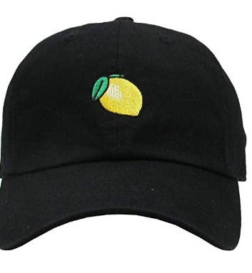 2bff0b8110b A lemon cap that Queen Bey would appreciate because when life gives you  lemons