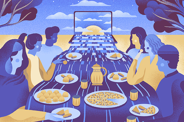 How The Internet Helped Ramadan Feel Like Home Again