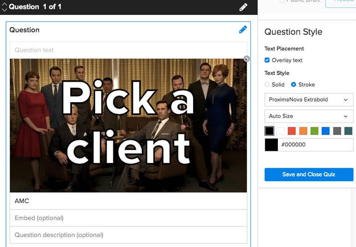 Everything You Need To Know About Creating BuzzFeed Quizzes