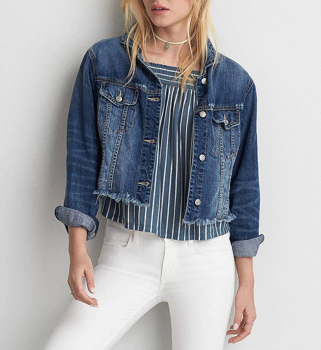 Get it from American Eagle for $19.99 (available in sizes XS-XL).