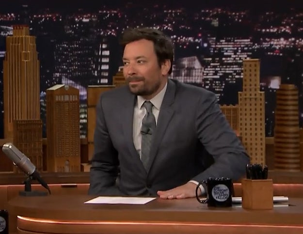 And can we talk about Jimmy's face when Heidi suggested saying something??? 👀👀👀