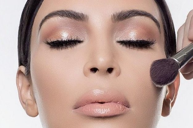 Kim Kardashian Is Launching Her Own Makeup Line And The ... Kim Kardashian Makeup Line