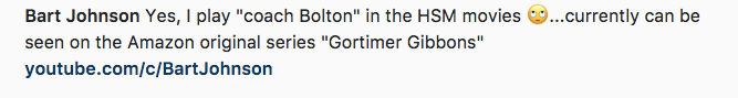 Guys, I think we all need to start watching Gortimer Gibbons...