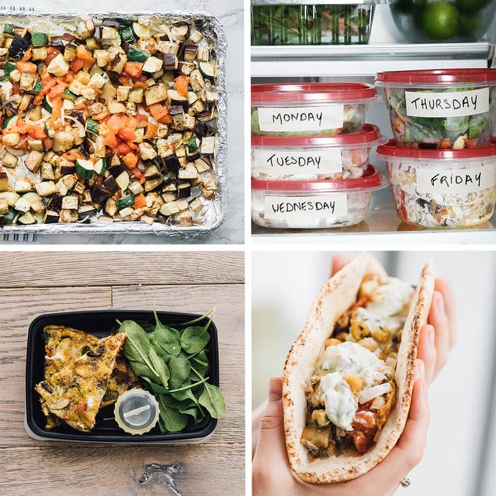 Here S How To Meal Prep A Week Of Lunches On A Budget