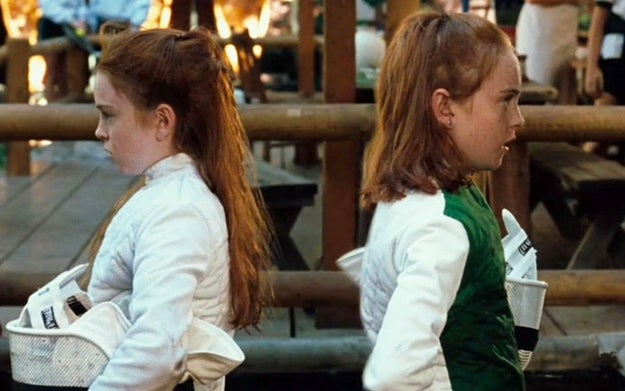 So it probably goes without saying that Lindsay Lohan's The Parent Trap is the greatest cinematic achievement of our time, right?