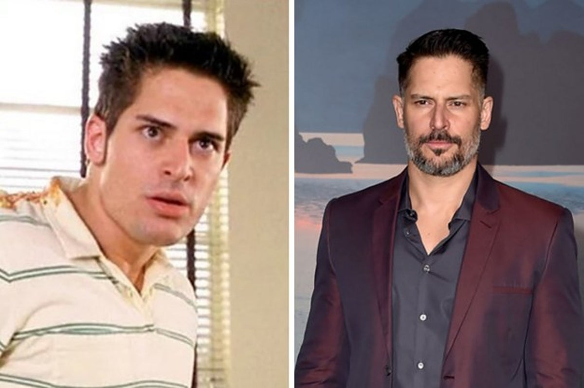 "I Just Spit Out My Water Watching ""Spider-Man"" Because, Holy Shit, That's Joe Manganiello"