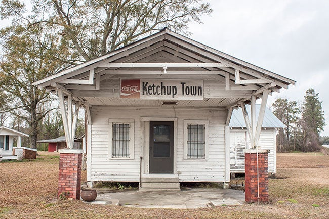 "This is America, of course we have a Ketchuptown! (Even if it started off as a place to ""catch up."")See more photos of Ketchuptown on the South Carolina Picture Project.—ashlyns4cb642079"