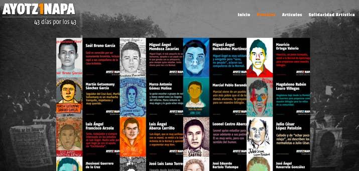 El Centro Prodh es una de las organizaciones civiles mexicanas que asumieron la defensa de los padres de las 43 víctimas del caso Ayotzinapa.