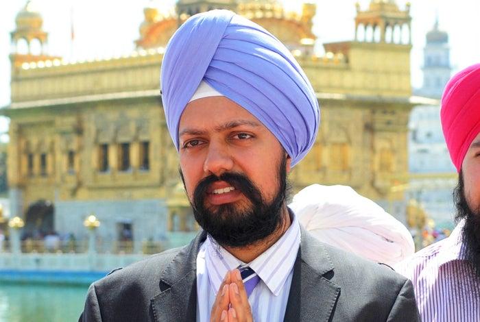 Labour MP Tanmanjeet Singh Dhesi.