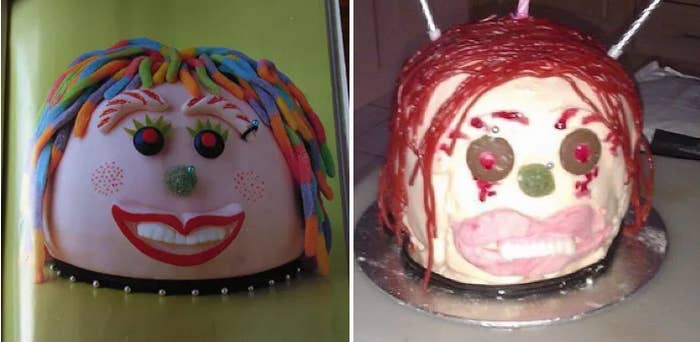 18 Cakes Who Tried They Really