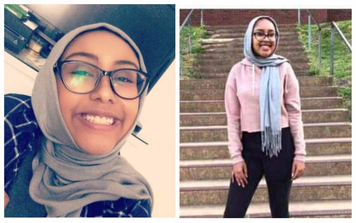 Image result for photos of Nabra Hassanen,