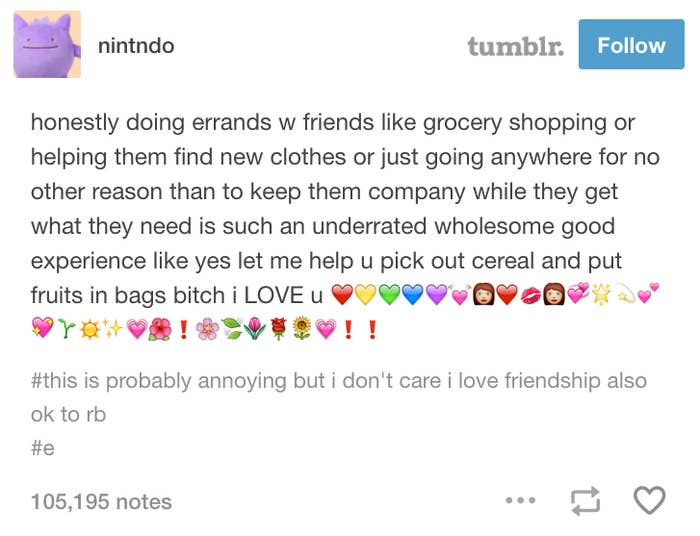 18 Tumblr Posts Youll Want To Send To Your Best Friend Immediately