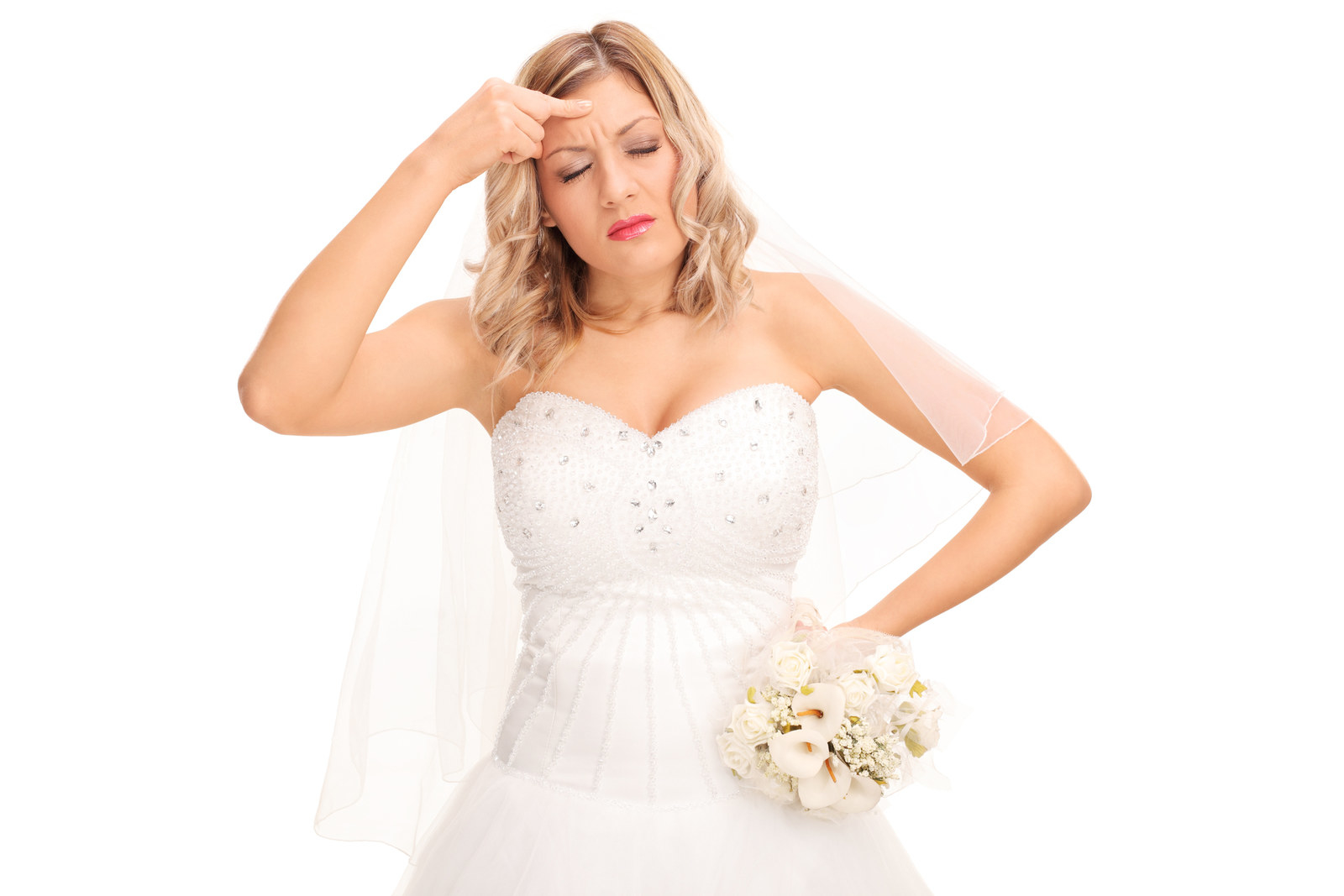 unhappy bride Unhappy brides take aim at wedding photographer posted: updated another bride  he claims the unhappy customers will get a refund.