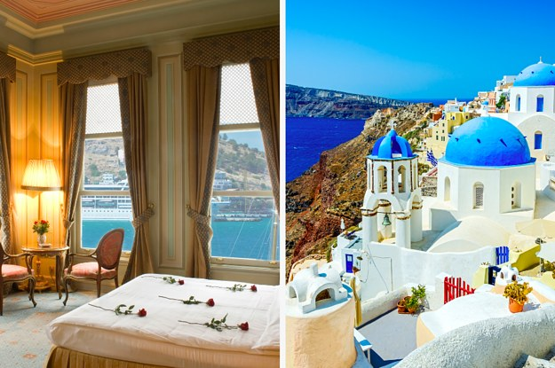 Plan Your Dream Vacation And We'll Tell You Where You'll Get Engaged