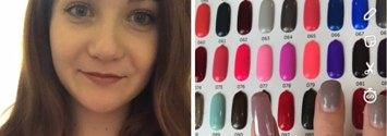 People Are Applauding This Teen's Hack To Pick A Color At The Nail Salon