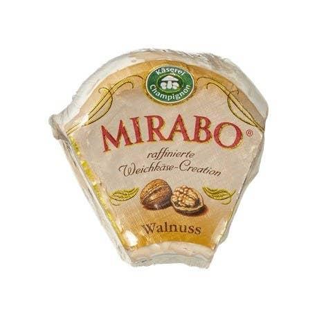 Que es el mejor queso, porque puedes ver la información nutricional de mi rabo con nueces.
