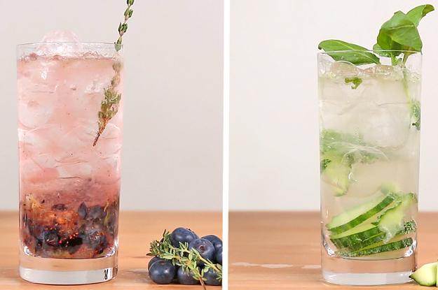 diese gin tonic variationen sind mega lecker und erfrischend. Black Bedroom Furniture Sets. Home Design Ideas
