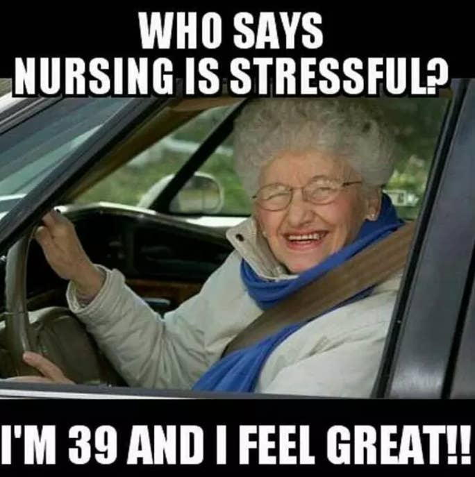 Bildergebnis für super nurse meme