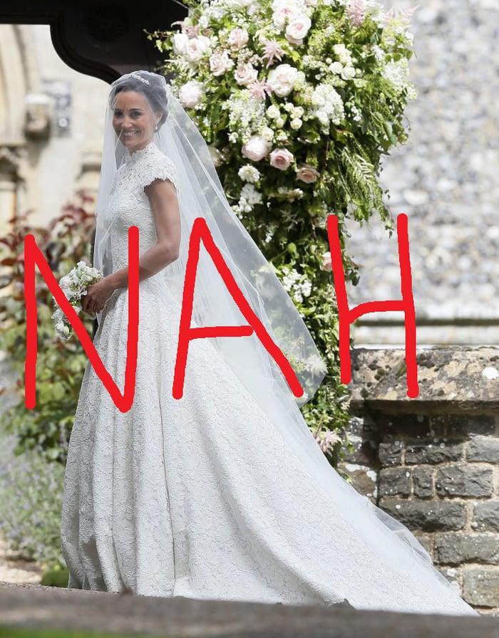 Sorry, Pippa.