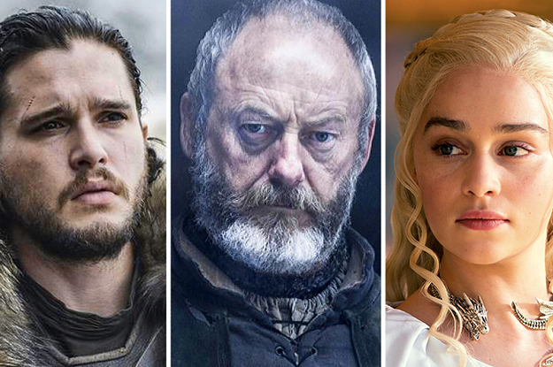 this game of thrones fan theory about davos is weirdly convincing