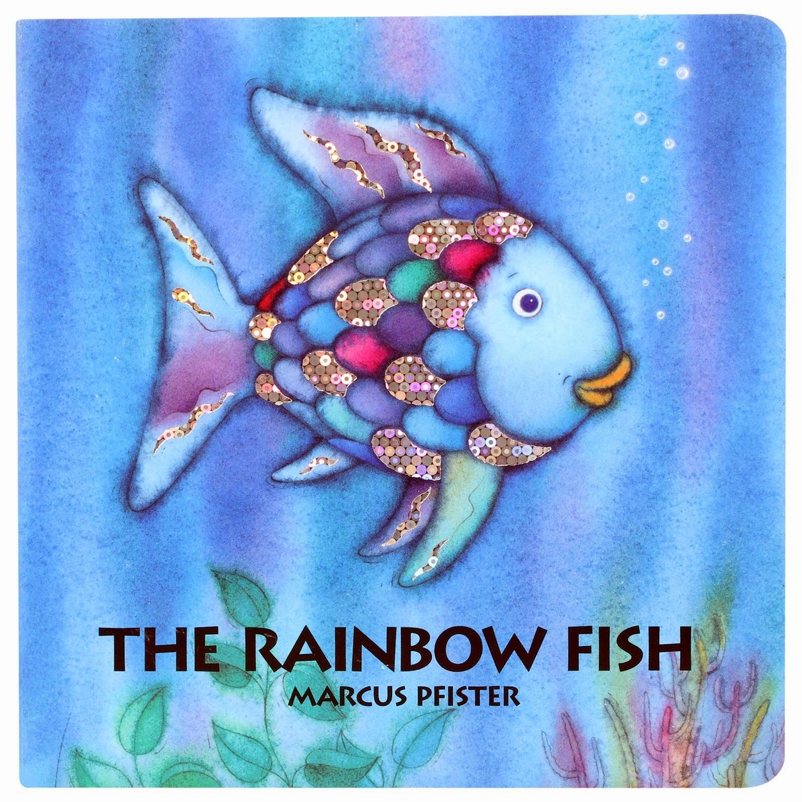 rainbown fish book