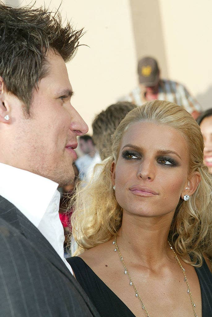 Here\'s What Actually Happened With Nick Lachey And Jessica Simpson