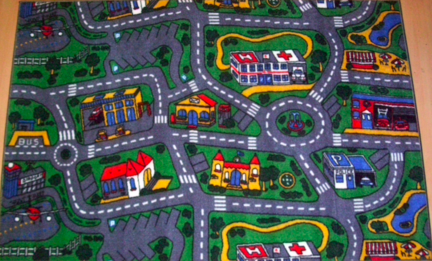 rug map