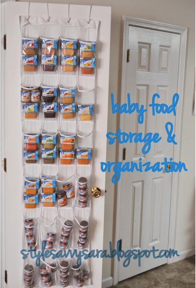 Diesen kannst du auch verwenden, um Windeln, Putzlappen und beinahe alle Produkte fürs Baby aufzubewahren!