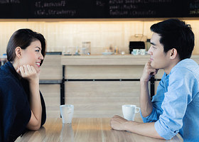 Could you date someone who had completely opposing political beliefs, to you?