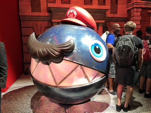 MFW I can't play the new Mario game:
