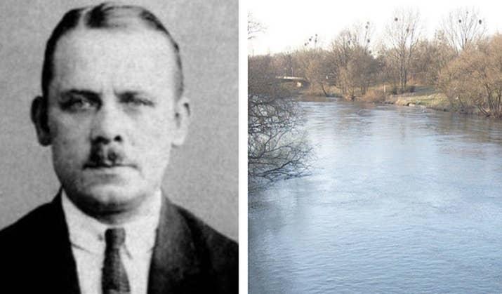 Fritz Haarmann atacó sexualmente, mutiló, desmembró y asesinó a más de 24 niños entre 1919 y 1924 en Alemania. Él fue encontrado culpable de la mayoría de los asesinatos y fue condenado a muerte por decapitación a finales de 1924.—cardanella